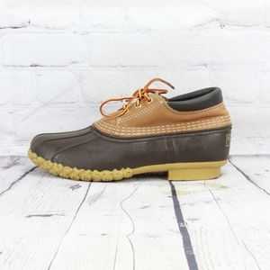 L.L. Bean Shoes - LL Bean Padded Ankle Duck Boots Size 8 M